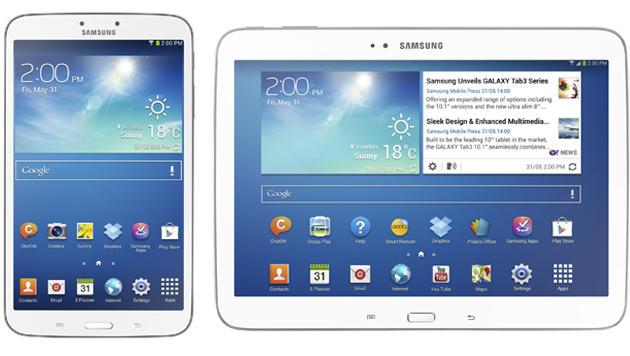 Samsung enthüllt neue Galaxy Tabs mit 8 und 10 Zoll (Bild: Samsung)