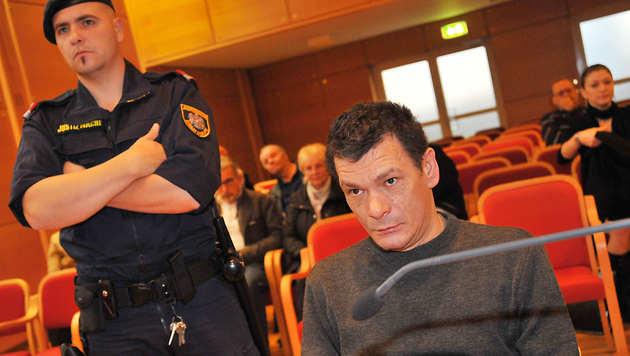 Linzer Kellnerin vor 21 Jahren getötet: Kroate verurteilt (Bild: Horst Einöder)