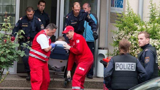 Tierfreund sah rot: Cobra-Einsatz mit Blendgrante in Linz (Bild: foto-kerschi.at/Werner Kerschbaummayr)