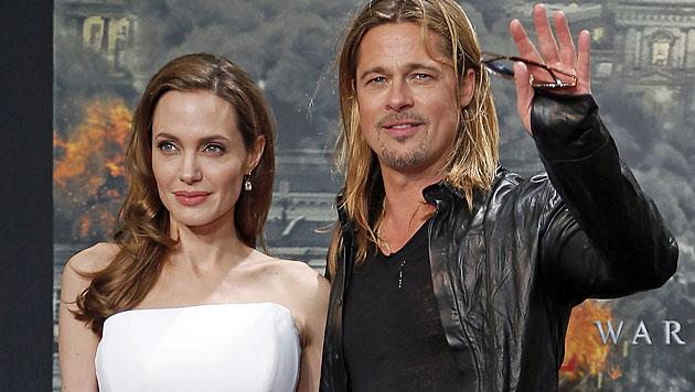 Angelina Jolie feierte in Berlin ihren Geburtstag (Bild: AP)