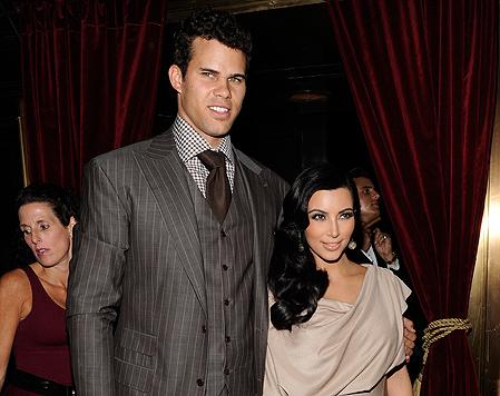Kim Kardashians Scheidung von Kris Humphries ist durch (Bild: AP)