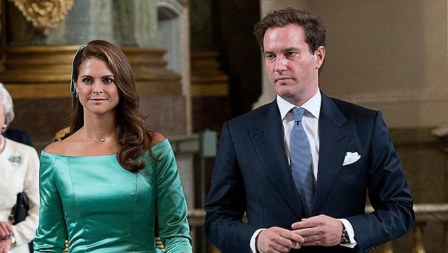 Madeleine: So festlich wird die Schweden-Hochzeit (Bild: AP)