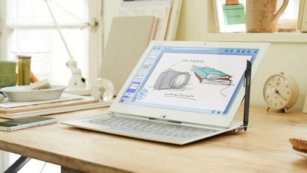 Sony zeigt Windows-Slider und Macbook-Air-Killer (Bild: Sony)