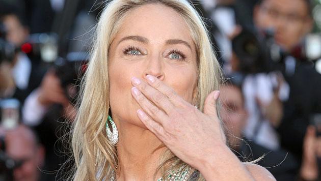 Sharon Stone angeblich mit Hotel-Mogul liiert (Bild: EPA)