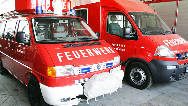 Rollstuhlfahrerin (72) nach Brand in Lebensgefahr (Bild: REINHARD HOLL (Symbolbild))