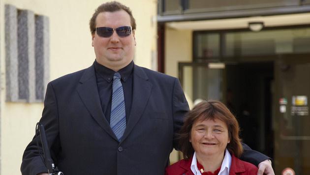 Blindes Paar verklagt nun die Republik Österreich (Bild: freiraum-europa)
