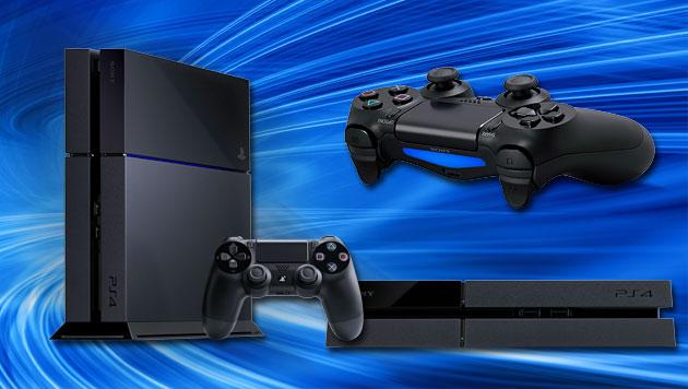 Sony verbietet PS4-Nutzern Gebrauchtspiele-Verkauf (Bild: Sony, krone.at-Grafik)
