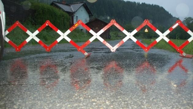 Wetterkapriolen reißen nicht ab - kein Aufatmen in NÖ (Bild: FF Pusterhofer/FF Pockreiter)