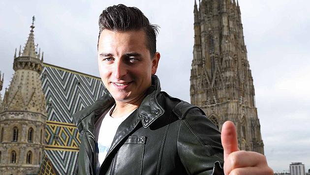 "Andreas Gabalier: ""Song Contest? Ich würd""s wagen"" (Bild: Andreas Tuma)"
