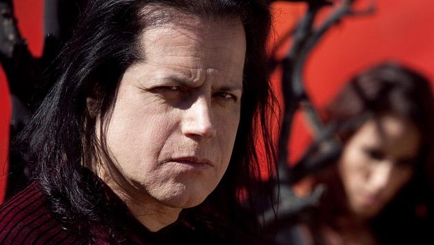 Danzig kommt samt Misfits-Set in die Wiener Arena