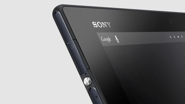 Extrem dünn, flach: Xperia Tablet Z sägt am iPad-Thron (Bild: Sony)