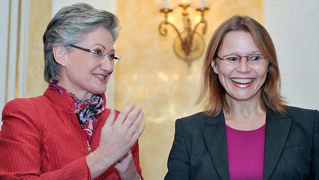 Lehrerausbildung und Sex-Strafrecht endgültig fixiert (Bild: APA/Herbert Neubauer)
