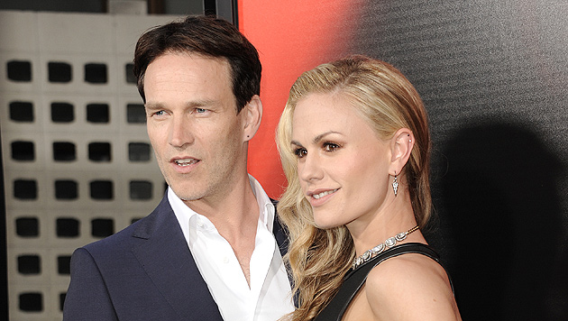 """True Blood""-Star Stephen Moyer verrät Babynamen (Bild: AP)"