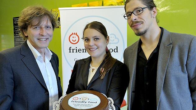 """""""Vier Pfoten"""" starten Gastro-Initiative in Wien (Bild: Vier Pfoten/Matthias Schickhofer)"""