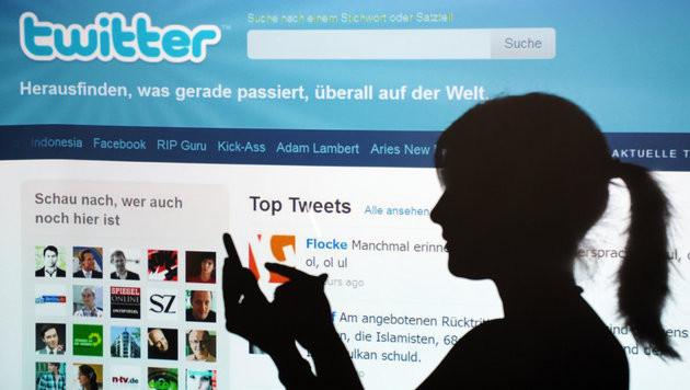 Ordnungsrufe für NR-Abgeordnete auf Twitter? (Bild: Armin Weigel/dpa)