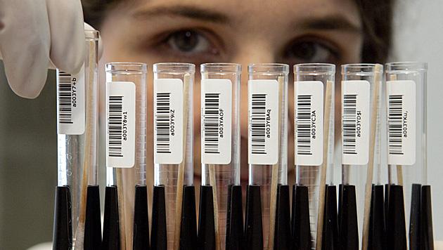 Bereits mehrere Frauen für DNA-Test gemeldet (Bild: EPA)
