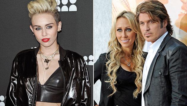 """Miley Cyrus"""" Eltern lassen sich jetzt doch scheiden (Bild: AP, EPA)"""
