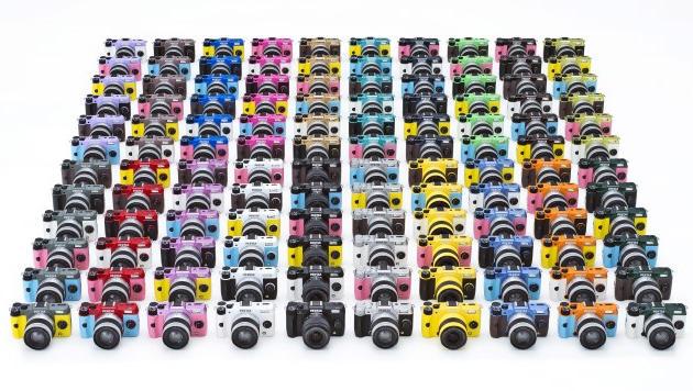 Pentax präsentiert drei neue Systemkameras (Bild: Pentax)
