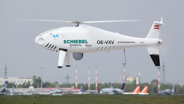 Deutsche wollen Austro-Drohnen für 30 Millionen Euro (Bild: AFP)