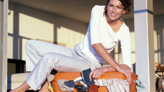 Stress beim Start in den Sommerurlaub vermeiden (Bild: thinkstockphotos.de)