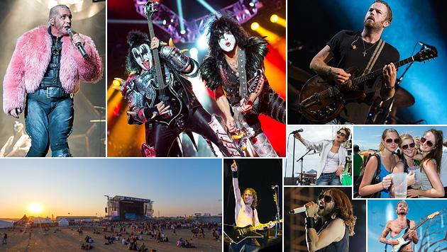 Highlights und Bilder: Das war das Nova Rock 2013 (Bild: Andreas Graf)