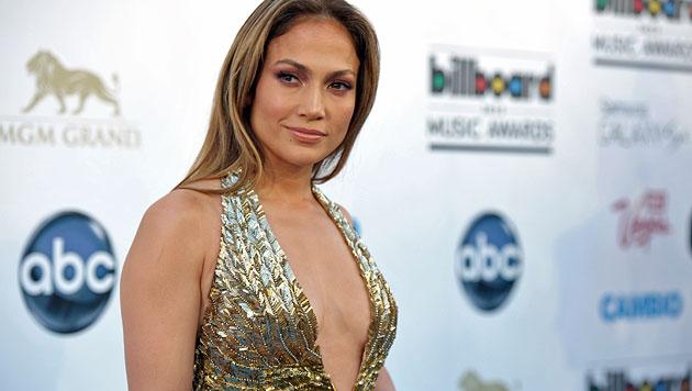 """Jennifer Lopez mochte ihren """"Schwabbelbauch"""" (Bild: AP)"""