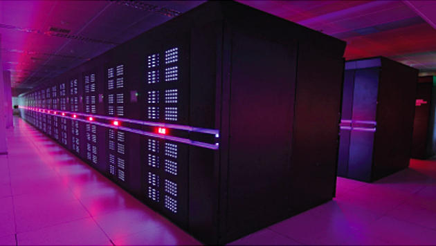 """""""Milchstraße"""" bleibt schnellster Supercomputer (Bild: Jack Dongarra)"""