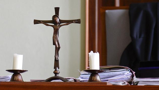 Auch Österreichs Richter für Kopftuchverbot (Bild: APA/HERBERT NEUBAUER)