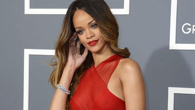 Rihanna will aus Liebeskummer zum Therapeuten (Bild: EPA)