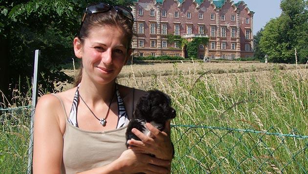 """Herzlose Tierhändler """"entsorgen"""" Welpen (Bild: Helga Longin)"""