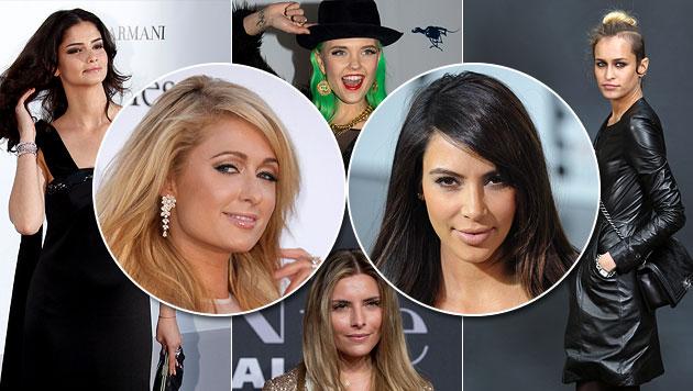 Kim, Paris und Co.: Vom Aufstieg und Fall der It-Girls (Bild: AP, EPA, krone.at-Grafik)