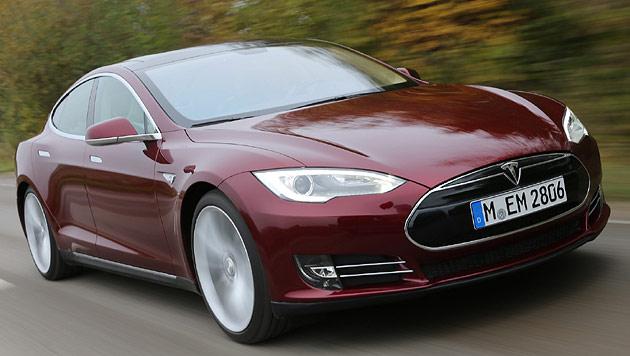 Daten sind die neue Währung in der Autoindustrie (Bild: Tesla)