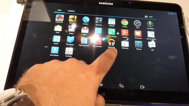 Samsung kündigt ganze Armada von Alleskönnern an (Bild: Sebastian Räuchle)