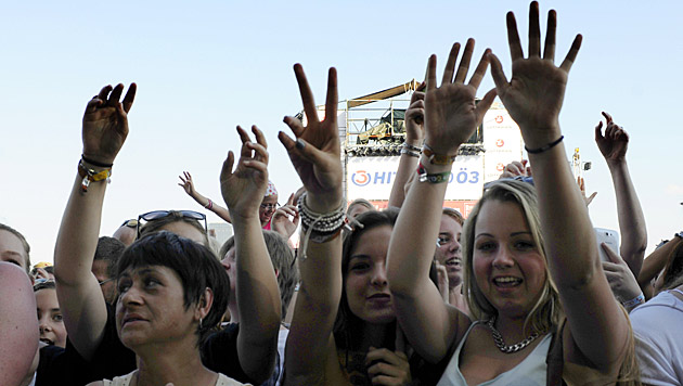 30. Donauinselfest bringt neuen Besucherrekord (Bild: APA/Alina Parigger)