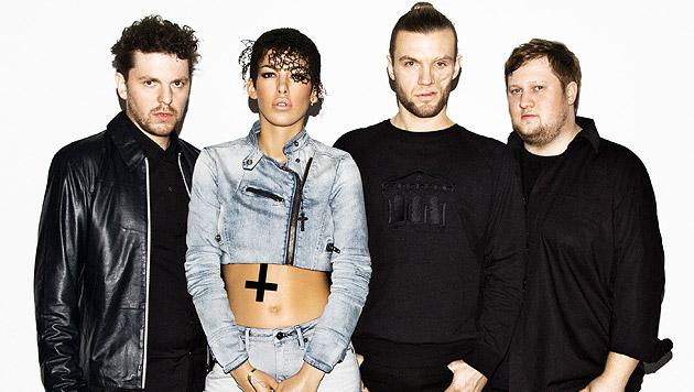 Dance-Popper Frida Gold entstauben den Eurodance (Bild: Warner Music)