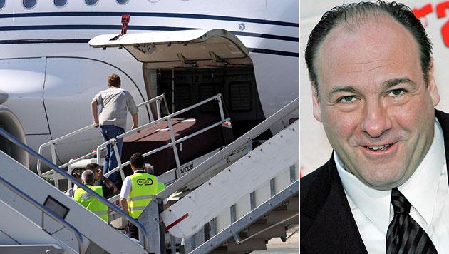 James Gandolfini soll am Donnerstag beigesetzt werden (Bild: EPA)