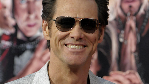 "Jim Carrey distanziert sich von ""Kick-Ass 2"" (Bild: AP)"