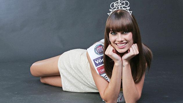 """""""Miss Austria"""" Ena Kadic: """"Jetzt will ich Spaß haben"""" (Bild: Martin A. Jöchl)"""