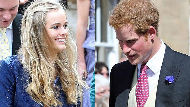 Prinz Harry nach Trennung am Boden zerstört (Bild: AP)