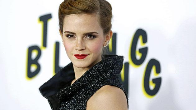 """Emma Watson: """"Habe nur acht Paar Schuhe"""" (Bild: AP)"""