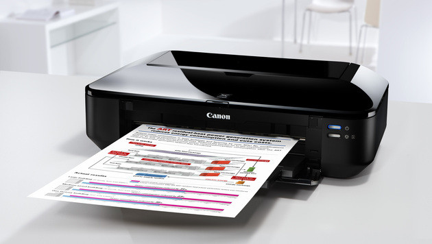 Druckerhersteller zu Geräteabgabe verdonnert (Bild: Canon)