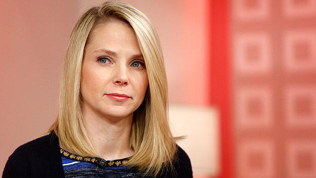 Mittagessen mit Yahoo-Chefin bringt 90.000 Dollar (Bild: AP)