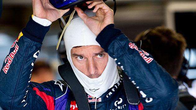 Webber beendet nach dieser Saison seine F1-Karriere (Bild: AP)