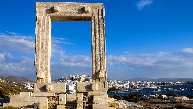 Auf den Spuren von Zeus und Dionysos auf der Insel Naxos (Bild: thinkstockphotos.de)