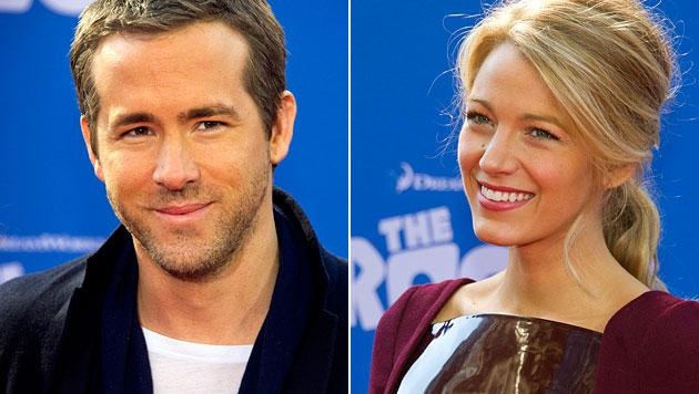 "Blake Lively muss Ryan Reynolds"" Outfit genehmigen (Bild: AP)"
