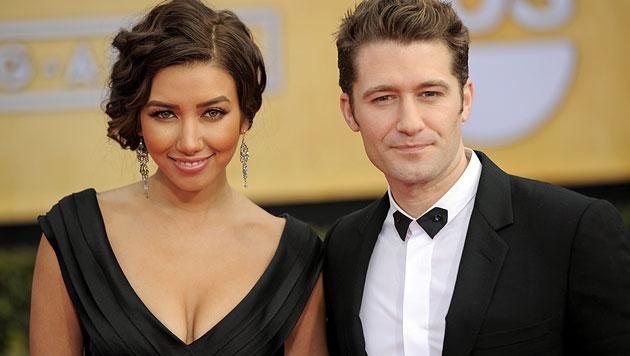 """""""Glee""""-Star Matthew Morrison hat sich verlobt (Bild: AP)"""