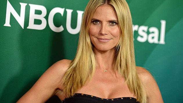 Heidi Klum: Dieser Look schockt selbst ihre Fans (Bild: AP)