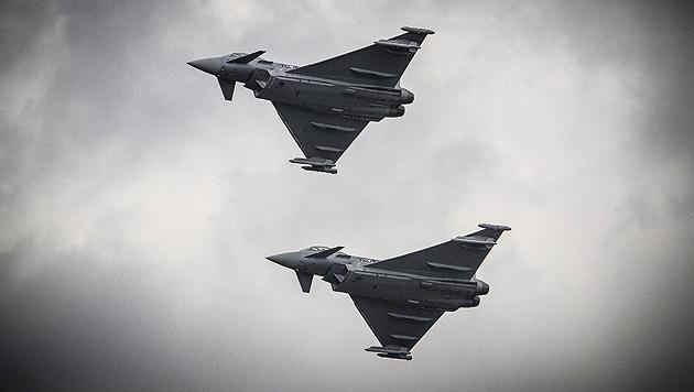 Airpower 2015 findet nicht statt (Bild: APA/ERWIN SCHERIAU)