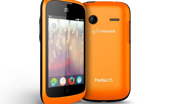 Erstes Firefox-Handy ab Dienstag in Spanien erhältlich (Bild: Telefonica)