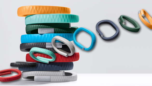 Fitness-Start-up holt sich Viertelmilliarde Dollar (Bild: Jawbone)